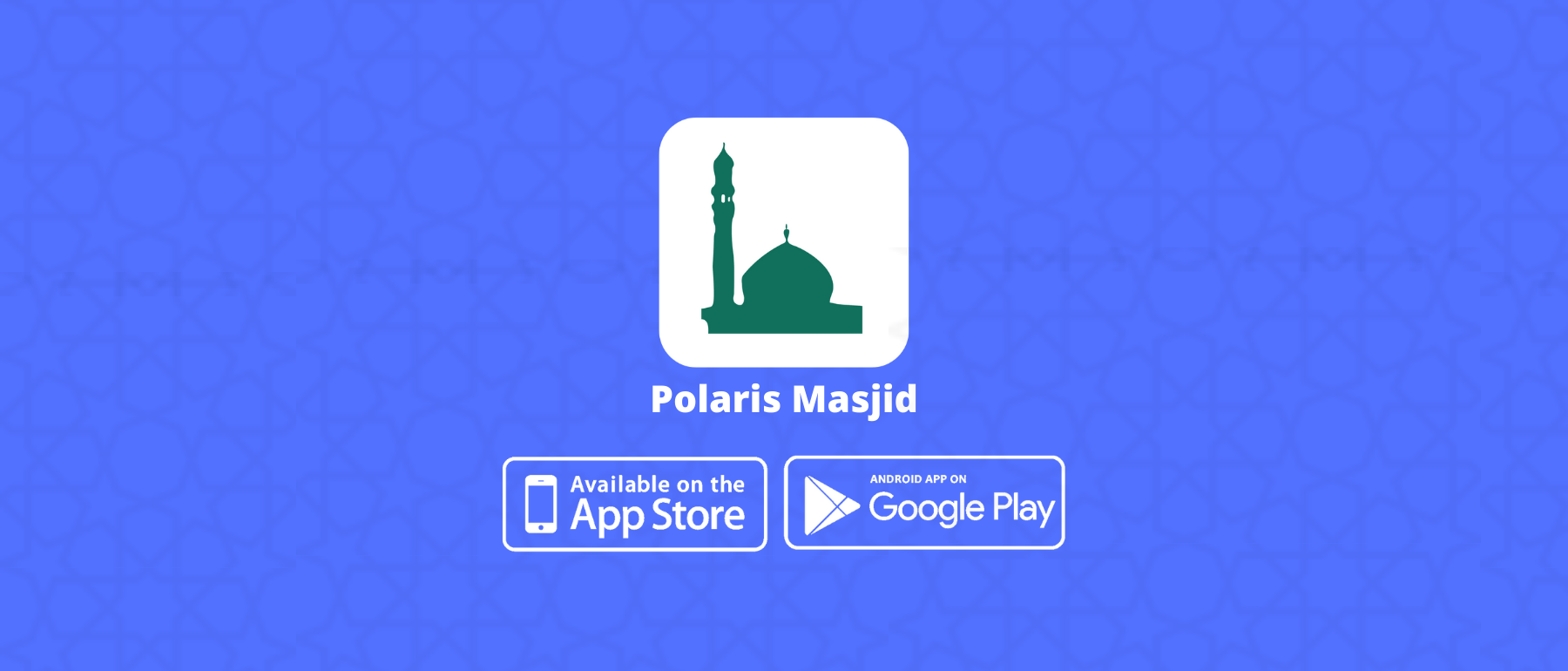 Install our Masjid Phone App